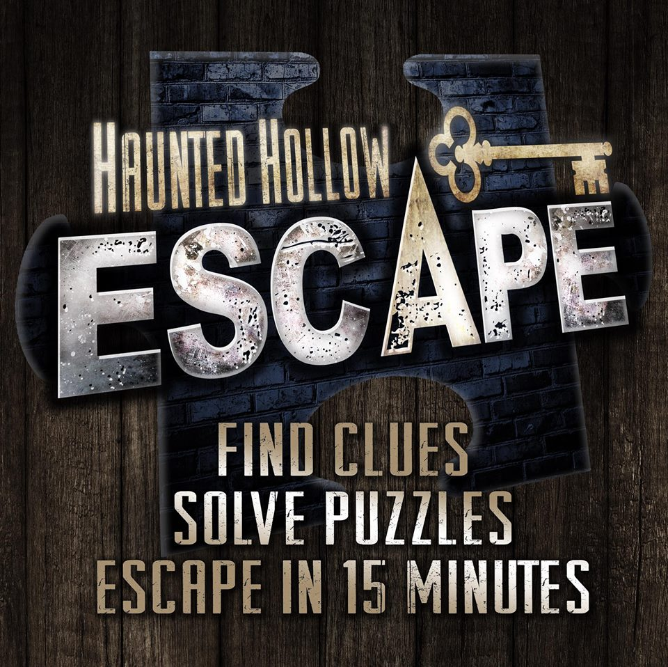 Haunted Hollow Escape – Find Clues; Solve Puzzles; Escape in 15 minutes